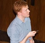 Student Talk - Chemistry and Material Science Undergraduate Symposium